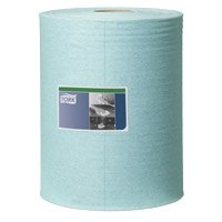 Low-Lint Cleaning Cloth(turquoise) 500 vel op een rol