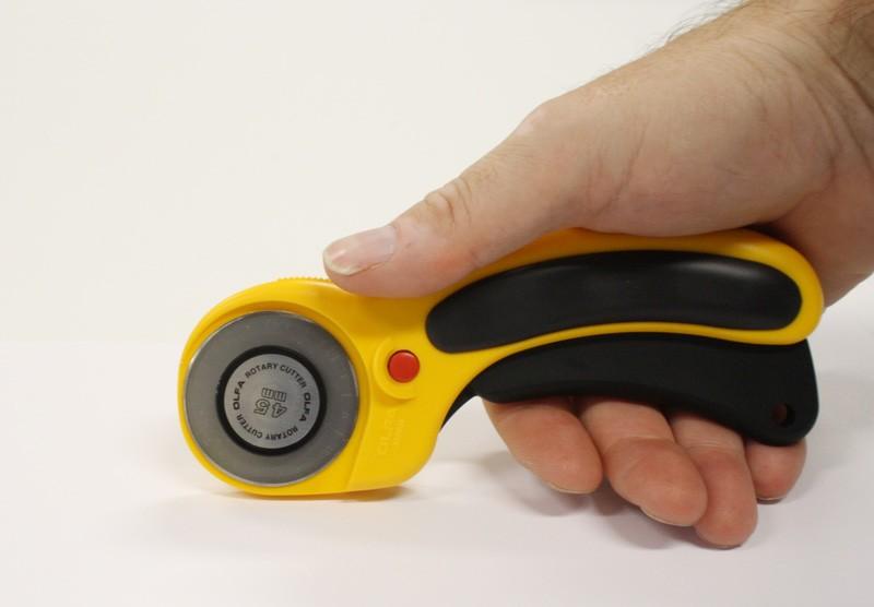 Roller cutter, Ø 45 mm, RTY-2 / DX