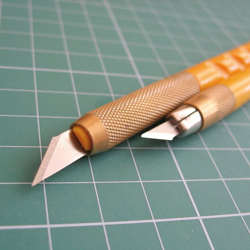 Design knife 6 mm, AK-1 / 5B