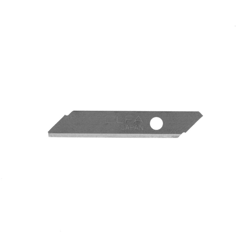 Spare blade for top layer cutting blade