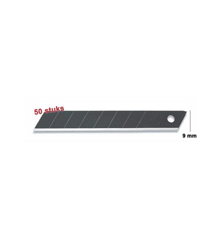 Spare blade 9 mm, 45 °, Excel Black