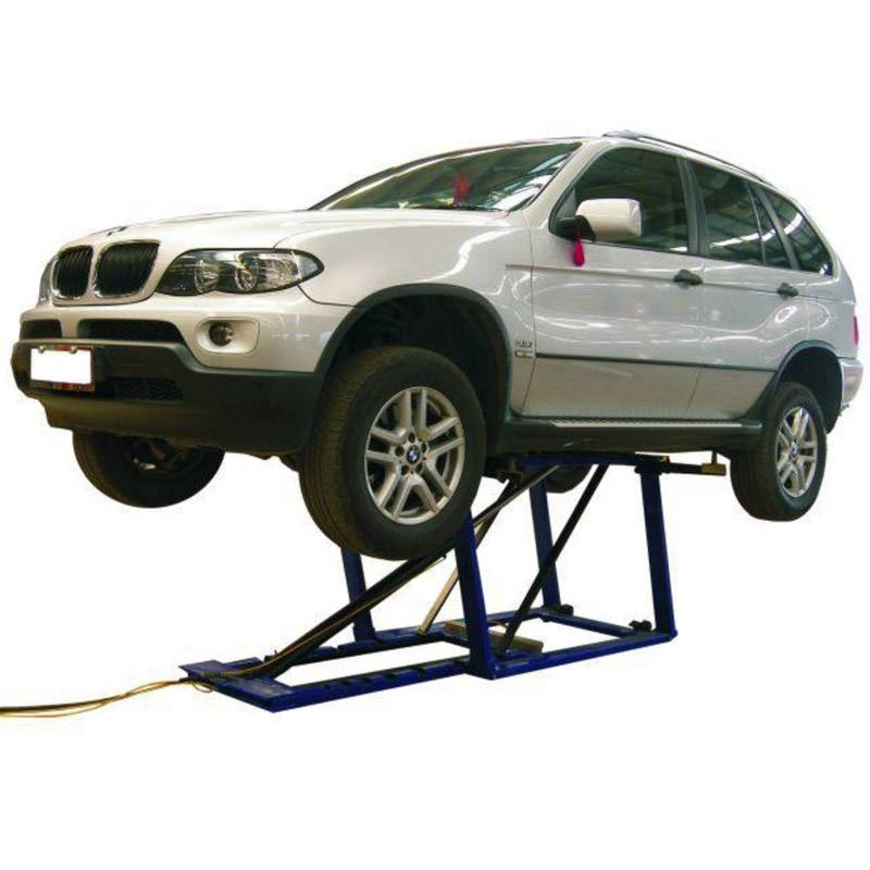 Car lift pneumatic