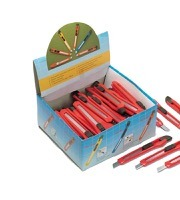 Snap-off blades 60 pieces in dispenser box
