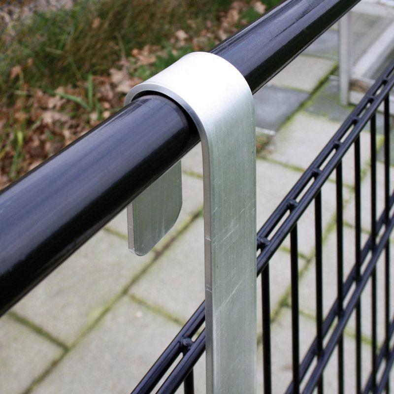 Terrain de sport Support de clôture 700 mm