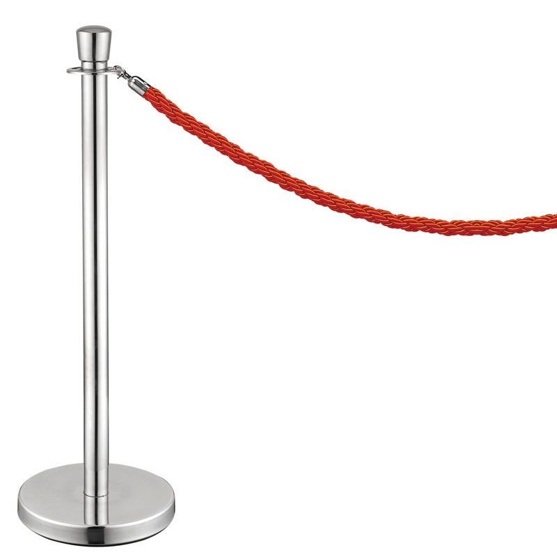 Q basic stainless steel rope (pole crown foot)