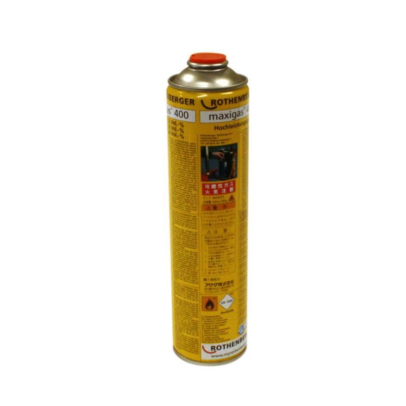 Gasflasche Maxigas 400