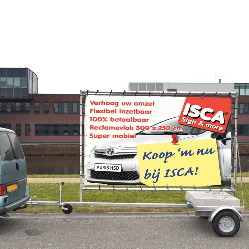 Mobile billboard wad2