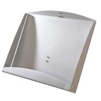 Folderhouder metaal 2xA4
