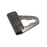 Metalen V-hanger voor kliklijsten