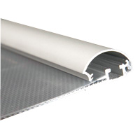 26 mm aluminium profile length 3 m