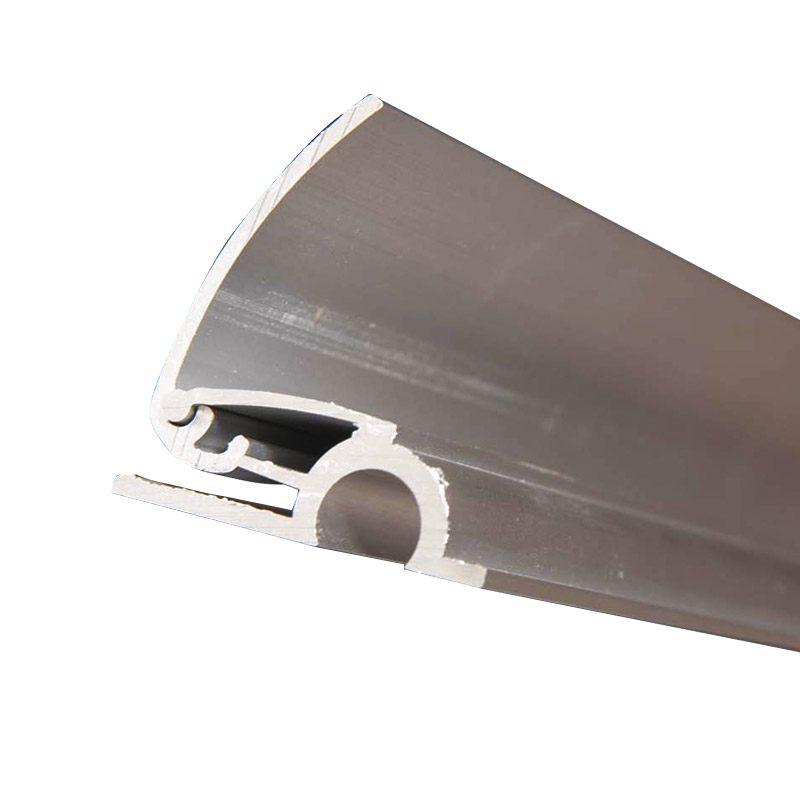 Aluminium profile Quickbanner