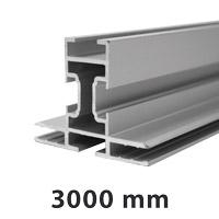 King profiel dubbelzijdig maxi 45 x 45 mm 3 meter