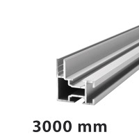 Dame profiel enkelzijdig maxi 34 x 32 mm 3 meter.