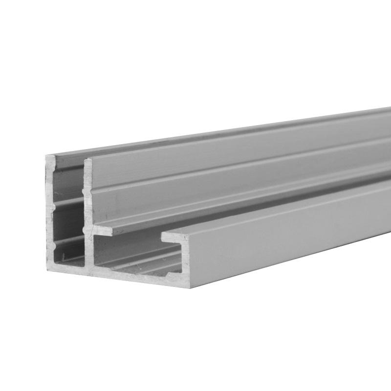 Valet profiel enkelzijdig maxi 15 x 22 mm 3 meter