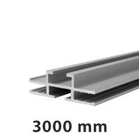 Queen profiel dubbelzijdig maxi 45 x 15 mm 3 meter