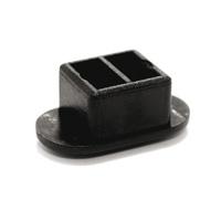 Eindkap voor Elips profiel 43 mm