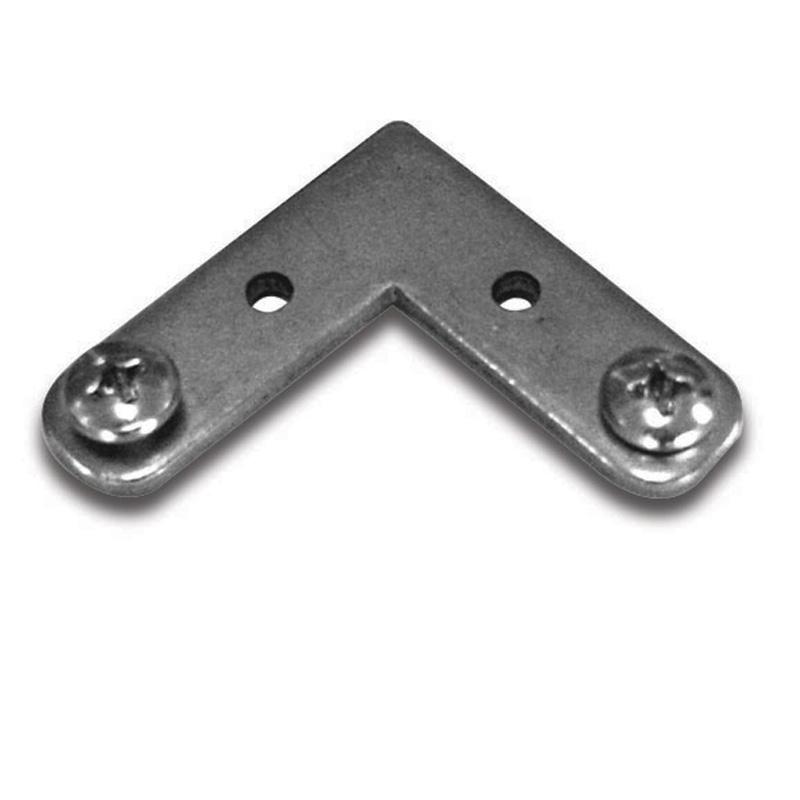Corner connector 30-32-42-45 mm