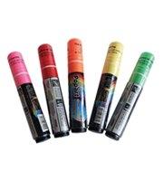 Krijtbord pen 5 kleuren 10 mm dikke stift