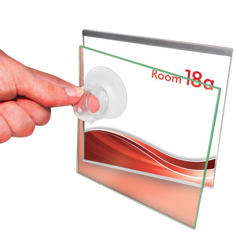 210 x 150 mm glasfix casette system