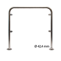 RVS frame model U diameter 42 mm