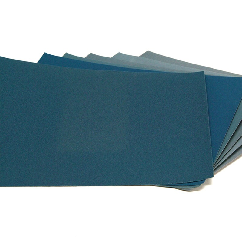 P400 sandpaper wrapped by 10