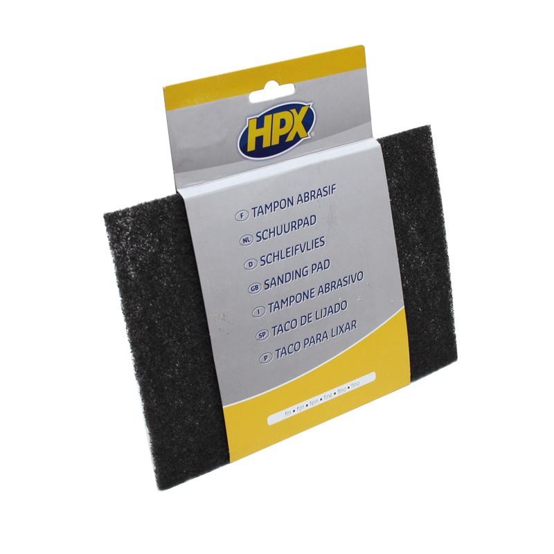 Fine sanding pad 155 x 230 mm