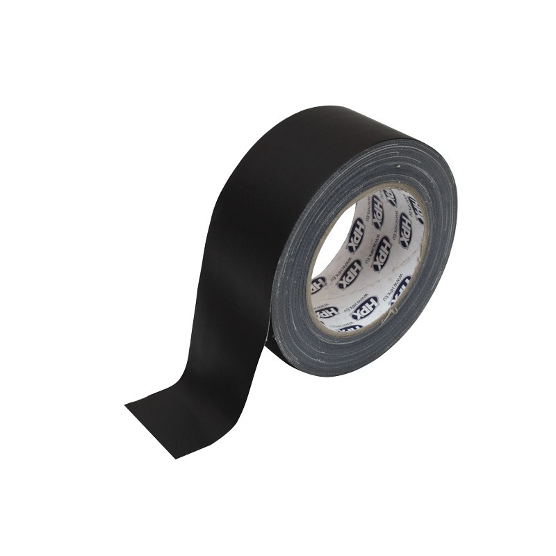 Gaffer tape linnen Ultra 48 mm x 25 m Negro