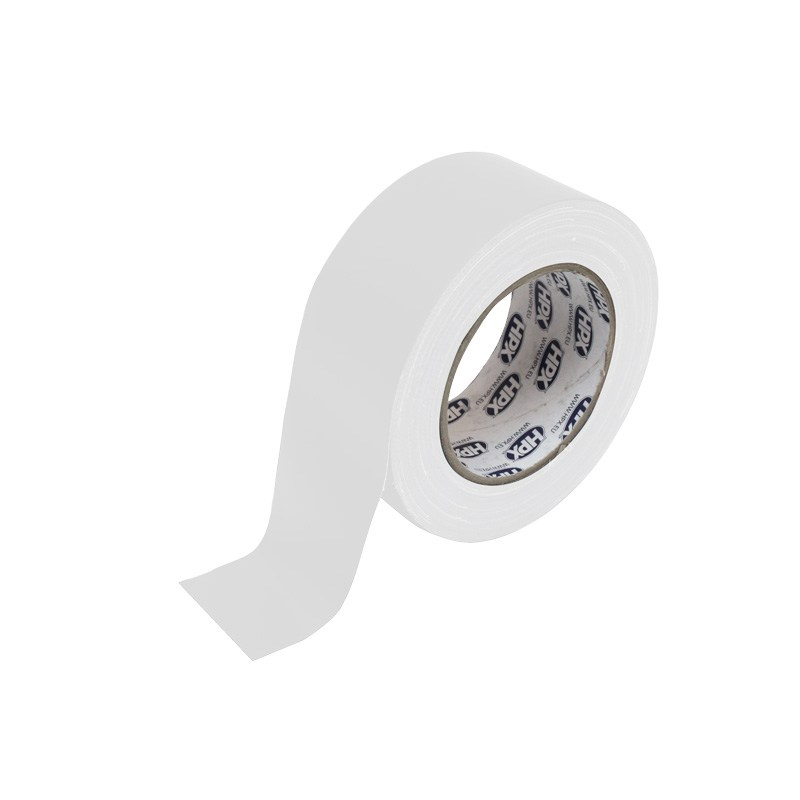Gaffer tape linnen Ultra 48 mm x 25 m Blanco