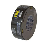 Hpx 6200 tape 48 mm x 50 meter black