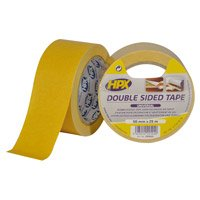 Double-sided tape 50 mm x 25 meter white