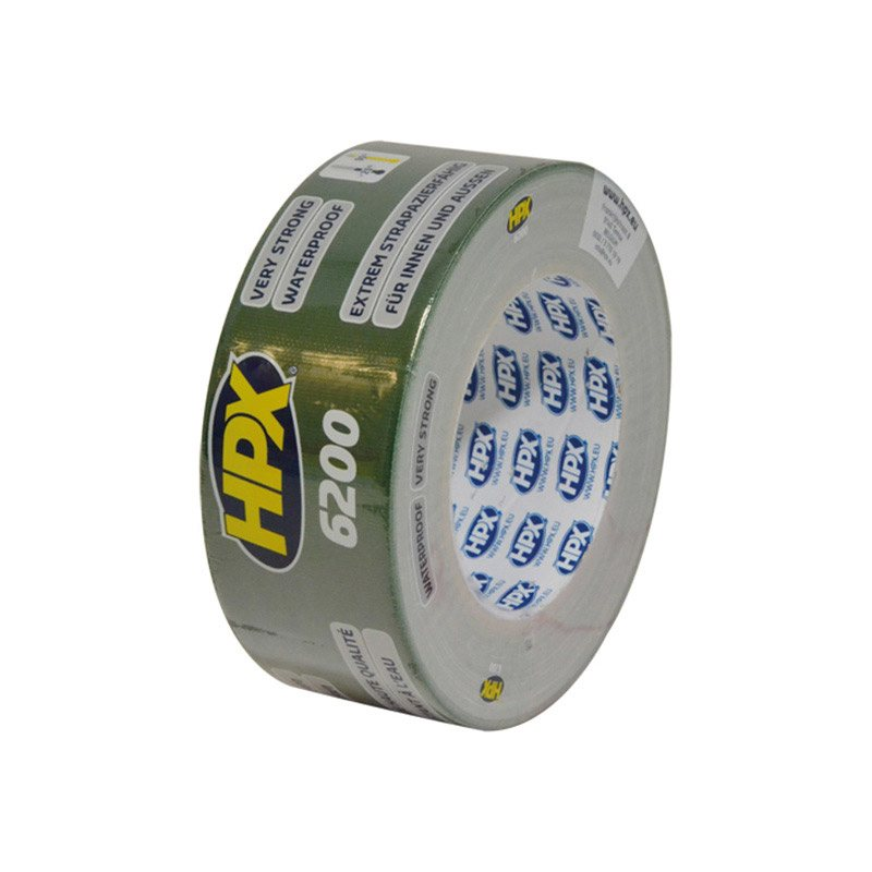 Hpx 6200 tape 48 mm x 25 meter olive green