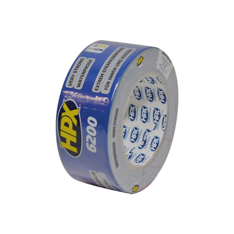 Hpx 6200 tape 48 mm x 25 meter light blue