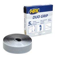 Duo grip velcro reclosable 25 mm x 2 m