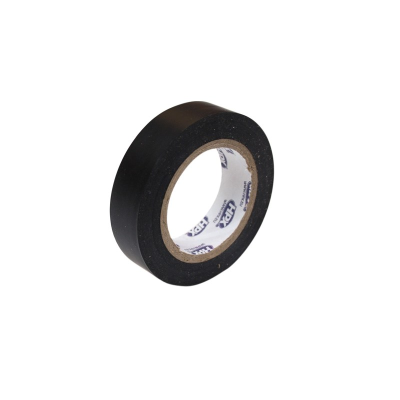 Pvc insulation tape 15 mm x 10 m black