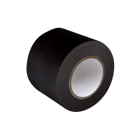 Isolatietape 50 mm x 20 m Zwart