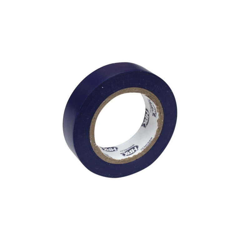 Pvc insulation tape 15 mm x 10 m blue