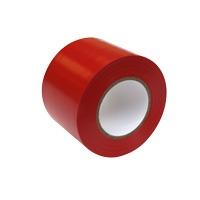 PVC isolatietape 50 mm x 20 meter rood