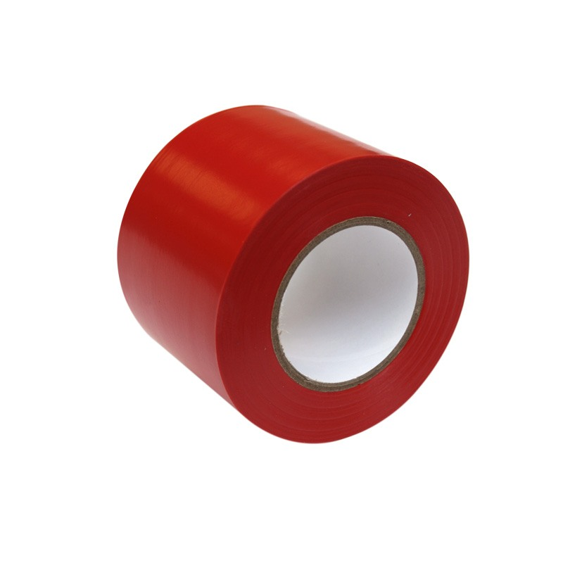 Pvc insulation tape 50 mm x 20 m red
