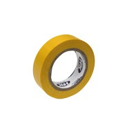 Pvc insulation tape 15 mm wide 10 m yellow