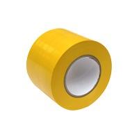 PVC isolatietape 50 mm x 20 meter geel