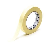 Crepe / masking tape 100°C 19 mm x 50 m