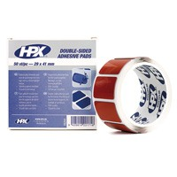 Sanding pads double-sided adhesive 29 x 41 mm