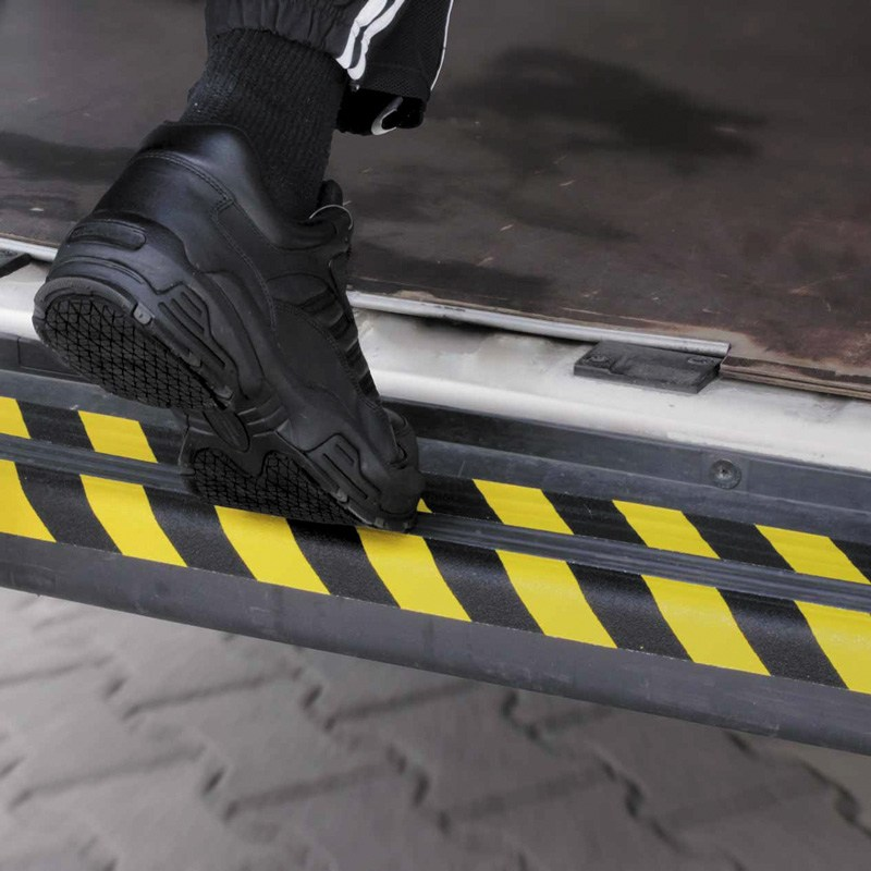 Anti-slip tape 25 mm x 5 m Negro