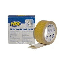 Masking tape voor rubber