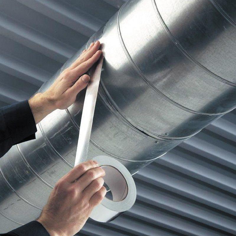 Aluminium tape 50 mm x 5000 mm