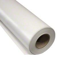 IKONOS Rolbanner blockout semi mat Kleur: wit semi mat Breedte: 152 cm  Rol lengte: 50 meter Dikte: 185 m�/132 gram
