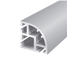 aluminium profile soft trim