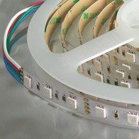 LED string indoor 8 mm wit