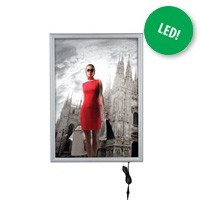 smart ledbox simple face 35 mm impermable