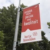 Lantaarnpaal Banner